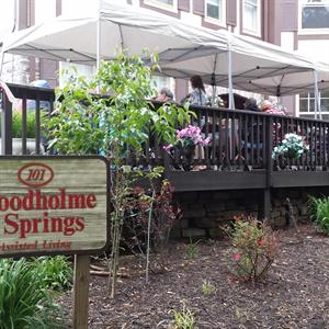 Woodholme Springs Assisted Living Center
